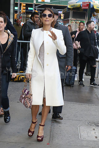 NEW YORK, NY- November 11: Bethenny Frankel at Strahan, Sara & Keke in New York City on November 11, 2019. Credit: RW/MediaPunch