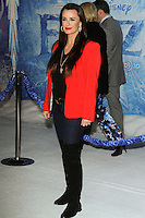 """HOLLYWOOD, CA - NOVEMBER 19: Kyle Richards at the World Premiere Of Walt Disney Animation Studios' """"Frozen"""" held at the El Capitan Theatre on November 19, 2013 in Hollywood, California. (Photo by David Acosta/Celebrity Monitor)"""
