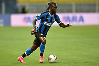 Victor Moses of FC Internazionale in action during the Serie A football match between Parma and FC Internazionale at stadio Ennio Tardini in Parma ( Italy ), June 28th, 2020. Play resumes behind closed doors following the outbreak of the coronavirus disease. <br /> Photo Andrea Staccioli / Insidefoto