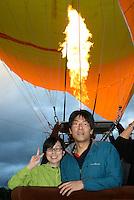 20120501 May 01 Hot Air Balloon Cairns