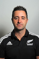 Physio Karl Houltham. The 2015 New Zealand Schools rugby union team headshots at NZ Sports Institute, Palmerston North, New Zealand on Friday, 18 September 2015. Photo: Dave Lintott / lintottphoto.co.nz