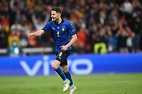 LONDON, ENGLAND - JULY 06:  during the UEFA Euro 2020 Championship Semi-final match between Italy and Spain at Wembley Stadium on July 06, 2021 in London, England. (Photo by Shaun Botterill - UEFA/UEFA via Getty Images)<br /> Photo Uefa/Insidefoto ITA ONLY