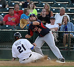 Lincoln Saltdogs at Sioux Falls Canaries