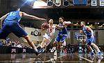 Governors State vs Dakota Wesleyan 2018 NAIA Men's Basketball Championship