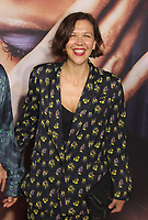 NEW YORK, NY - SEPTEMBER 14: Maggie Gyllenhaal at the New York Premiere of The Eyes Of Tammy Faye at the SVA Theatre in New York City on September 14, 2021. Credit: Erik Nielsen/MediaPunch