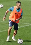 Getafe CF's Erick Cabaco during training session. September 23, 2020.(ALTERPHOTOS/Acero)