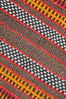 Oman.  Omani Fabric from Nakhr Village, Wadi Ghul, Jebal Akhdar