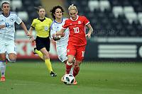 180706 Wales v Bosnia-Herzegovina FIFA Women's football