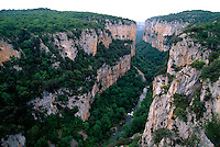 Foz de Arbayún, bei Lumbier,  Navarra, Spanien