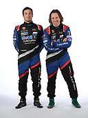 #57 Heinricher Racing w/MSR Curb-Agajanian Acura NSX GT3, GTD: Alvaro Parente, Misha Goikhberg portrait