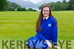 Niamh Coffey who was honoured at the St Brigids Killarney Presentation virtual awards ceremony last Friday
