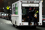 FedEx works overtime to deliver packages in NY