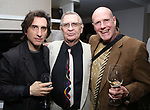 attends the Opening Night of 'Hershey Felder As Irving Berlin' on September 5, 2018 at the 59E59 Theatre in New York City.