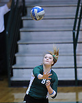 Tulane falls to UAB 3-0 in women's volleyball at Fogelman Arena.