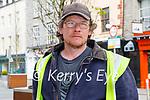 Derek Berrill from Tralee