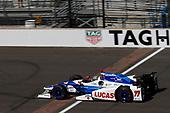 Verizon IndyCar Series<br /> Indianapolis 500 Carb Day<br /> Indianapolis Motor Speedway, Indianapolis, IN USA<br /> Friday 26 May 2017<br /> Jay Howard, Schmidt Peterson Motorsports Honda<br /> World Copyright: Michael L. Levitt<br /> LAT Images