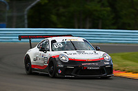 #69 TPC Racing, Porsche 991 / 2017, GT3P: Dan Hardee (M)