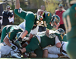 S.D. Mines at Black Hills State College Football