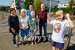 Sharon Roche ready to get her hair shaved for Open Arms Kerry and its going ahead at 7pm in Pearse Park in Tralee on Friday the 10th of September for the World Suicide Awareness Day Front right: Sharon Roche. Back l to r: Rita O'Sullivan, Philomena Duggan, Tommy Cregan, Christina Mulligan and Ger Collins.