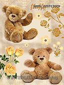 Alfredo, CHILDREN BOOKS, BIRTHDAY, GEBURTSTAG, CUMPLEAÑOS, paintings+++++,BRTOXX07130CP,#BI# ,teddy bears