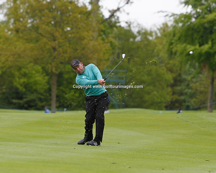 Hennie OTTO (RSA)  during round one of the 2016 Dubai Duty Free Irish Open hosted by The Rory Foundation and played at The K-Club, Straffan, Ireland. Picture Stuart Adams, www.golftourimages.com: 19/05/2016