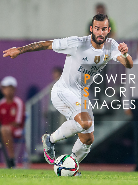 Jese Rodriguez of Real Madrid CF in action during the FC Internazionale Milano vs Real Madrid  as part of the International Champions Cup 2015 at the Tianhe Sports Centre on 27 July 2015 in Guangzhou, China. Photo by Aitor Alcalde / Power Sport Images