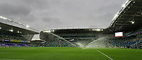 7th September 2020; Windsor Park, Belfast, County Antrim, Northern Ireland; EUFA Nations League, Group B, Northern Ireland versus Norway; Windsor Park ahead of the game with empty stands  due to pandemic