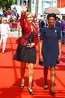 Valerie PECRESSE sur le tapis rouge pour la projection du film RODIN lors du soixante-dixième (70ème) Festival du Film à Cannes, Palais des Festivals et des Congres, Cannes, Sud de la France, mercredi 24 mai 2017. Philippe FARJON / VISUAL Press Agency
