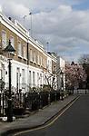 Bramerton street, Chelsea, London SW3. England. 2006