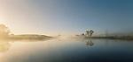 Lake Ratapiko Taranaki Region. New Zealand.