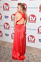 Stephanie Wearing<br /> arriving for the TV Choice Awards 2017 at The Dorchester Hotel, London. <br /> <br /> <br /> ©Ash Knotek  D3303  04/09/2017