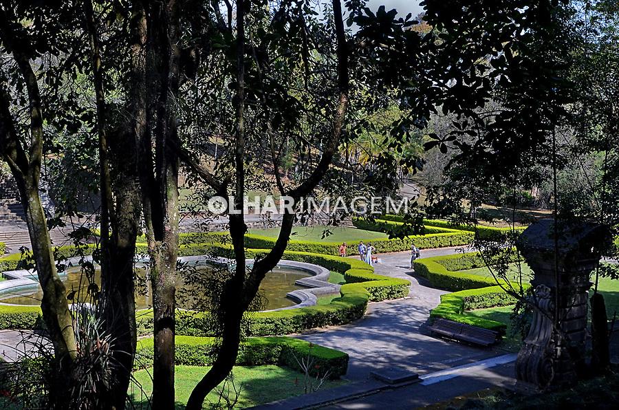Jardim de Lineu, Jardim Botânico, Sao Paulo. 2021. Foto Juca Martins