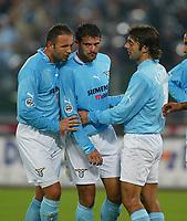 Dejan Stankovic Lazio<br /> Calcio 2002/2003<br /> Foto Andrea Staccioli/Insidefoto