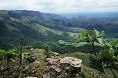 Mato Grosso State, Brazil. The edge of the Chapada dos Guimaraes.