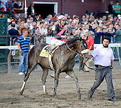 Here Comes Ben, who won the Grade 1 Forego at Saratoga last year, headlines the James Marvin Stakes on Friday's Opening Day Spa card. The Schuylerville for 2 year old fillies is the co-feature. We'll be there.