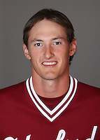 STANFORD, CA - NOVEMBER 11:  Brent Mooneyham of the Stanford Cardinal during baseball picture day on November 11, 2009 in Stanford, California.