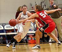 PS Basketball Girls Varsity vs Madeira