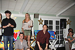 Eddie Alderson, John Driscoll, Stephanie Gatschet, Tom Pelphrey at A Night of Stars on May 14 at Bistro Soleil, Olde Marco Inn, Marco Island, Florida - SWFL Soapfest Charity Weekend May 14 & !5, 2011 benefitting several children's charities including the Eimerman Center providing educational & outreach services for children for autism. see www.autismspeaks.org. (Photo by Sue Coflin/Max Photos)