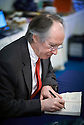 Ian McEwan  , novelist and writer at Oxford Literary Festival  at Oxford  2014 CREDIT Geraint Lewis