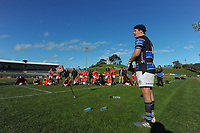 Whanganui captain Campbell Hart after the 2021 Heartland Championship rugby match between Whanganui and Poverty Bay at Cooks Gardens in Whanganui, New Zealand on Saturday, 18 September 2021. Photo: Dave Lintott / lintottphoto.co.nz