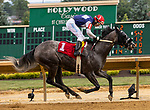 August 27, 2021 : Widget Factory (PA), #1, ridden by jockey Victor Rodriguez, wins a claiming race on Charles Town Classic Day at Charles Town Race Course on August 27, 2021 in Ranson, West Virginia. Tim Sudduth/Eclipse Sportswire/CSM