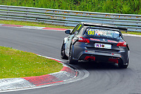 Race of Germany Nürburgring Nordschleife 2016 Qualifying ETCC 2016 130 Sebastien Loeb Racing Peugeot 308 Racing Cup Teddy Clairet (FRA). © 2016 Musson/PSP. All Rights Reserved.