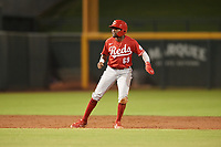 Jay Allen II (69) of the ACL Reds during a game against the ACL Reds on September 17, 2021 at Sloan Park in Mesa, Arizona. (Tracy Proffitt/Four Seam Images)