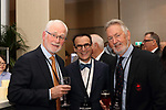 Vancouver, B.C. - November 15th, 2019 - Rem Langan, Marc-Andre Fabien, and Tony Eames at the 2019 Canadian Paralympic Hall of Fame Induction Ceremony. Photo: Lydia Nagai/Canadian Paralympic Committee