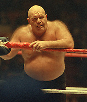 George The Animal Steele 1996<br /> Photo By John Barrett/PHOTOlink