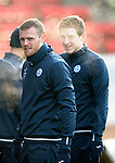 St Johnstone Training…22.12.17<br />Denny Johnstone pictured during training this morning at McDiarmid Park.<br />Picture by Graeme Hart.<br />Copyright Perthshire Picture Agency<br />Tel: 01738 623350  Mobile: 07990 594431
