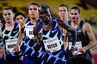 9th July 2021, Monaco, France; Diamond League Athletics, Herculis meeting, Monaco;  Ferguson Cheruiyot Rotich (Kenya)