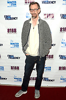 """LOS ANGELES - AUG 11:  Tim Lowry at """"Final Frequency"""" Screening & Red Carpet at Laemmle Town Center on August 11, 2021 in Encino, CA"""