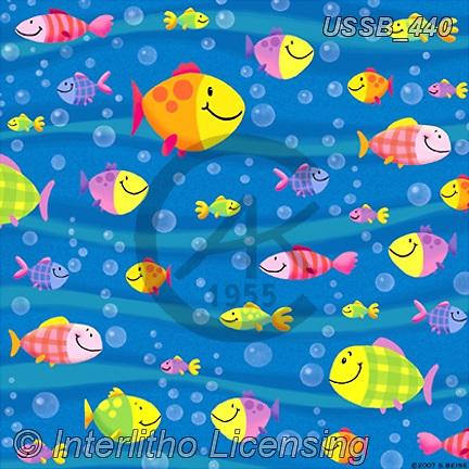 Sarah, GIFT WRAPS, GESCHENKPAPIER, PAPEL DE REGALO, paintings+++++FISH-07-B,USSB440,#gp#, EVERYDAY