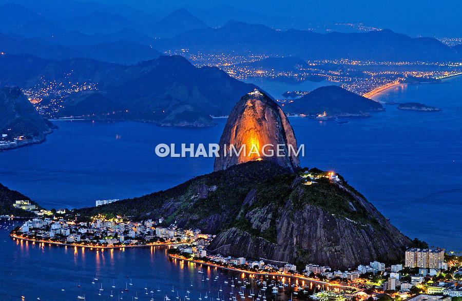 Morro do Pão de Açucar. Rio de Janeiro. 2005. Foto de Ricardo Azoury.